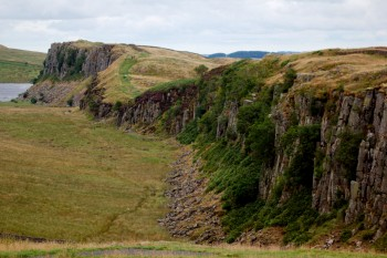 Hadrian's Wall and Crag Lough