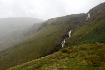 Moss Force seen from Newlands Hause