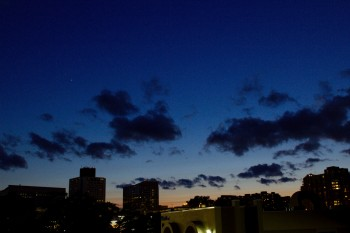 Rockville, Jupiter, and Venus