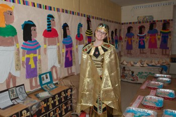 Collyn, Queen of Egypt