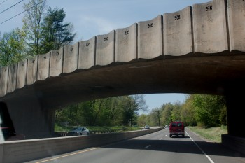 Madison Avenue Bridge, Merritt Parkway, Connecticut