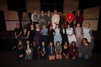<em>The Importance of Being Earnest</em>, Cast and Crew