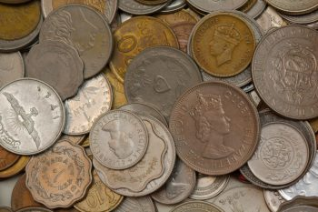 Miscellaneous Foreign Coins