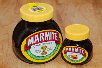 Marmite (500g and 125g)
