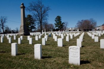 U. S. National Cemetery, Winchester, Virginia