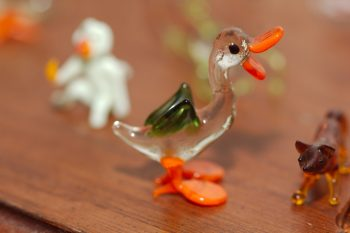 Glass Duck
