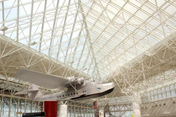 China Clipper Model, BWI Airport