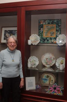 Dot and Some of Her Art