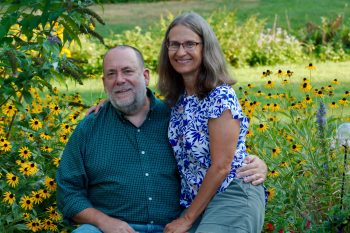 Henry and Cathy — 35 Years