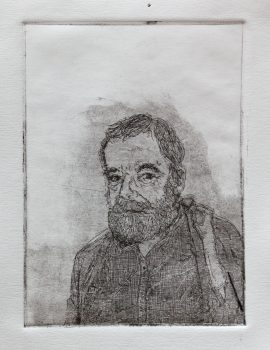 Print, 'Henry', by Dorothy