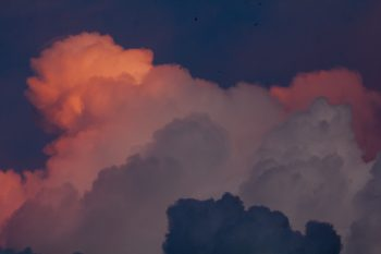 Clouds at Dusk