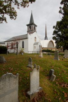 Saint Mary's Church and Graveyard