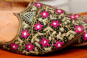 Afghan Wedding Shoes