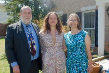 Henry, Dorothy, and Cathy